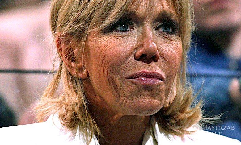 Brigitte Macron stara