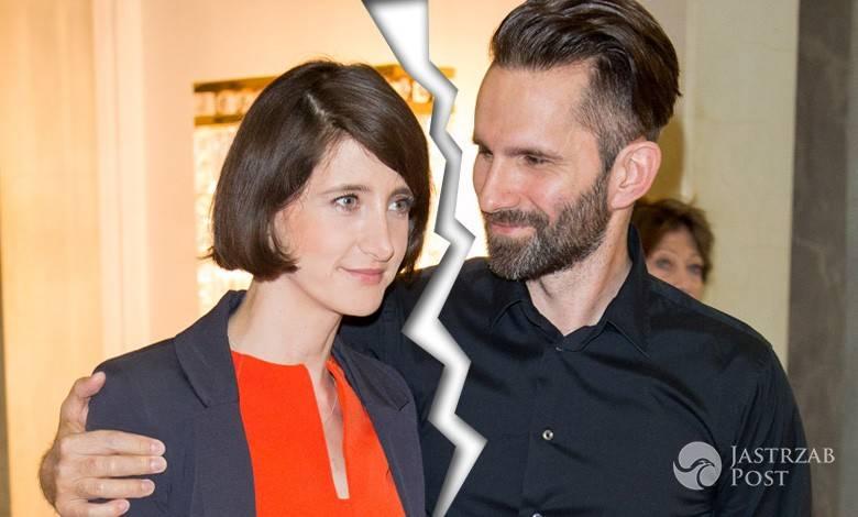 Marcin Bosak i Monika Pikuła rozstali się