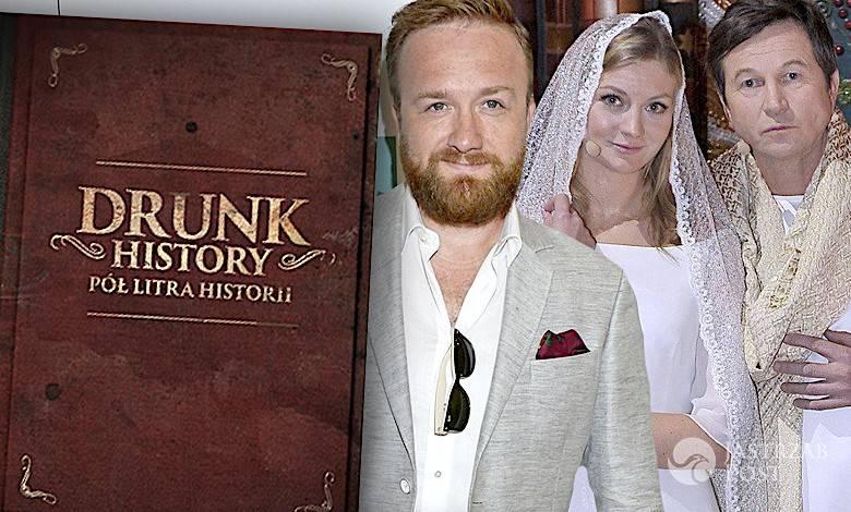 Drunk History pijane gwiazdy reality-show