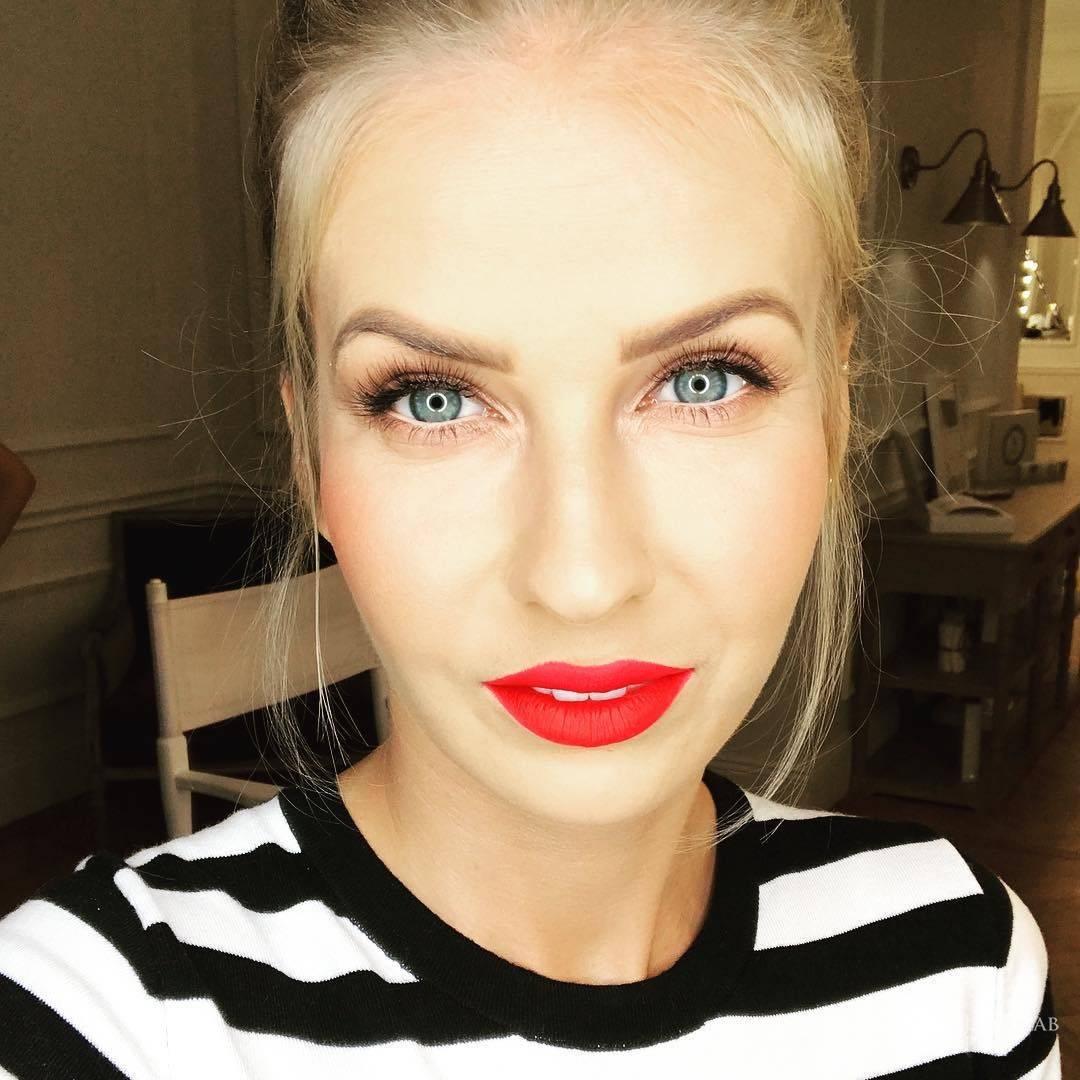 Edyta Pazura makijaż