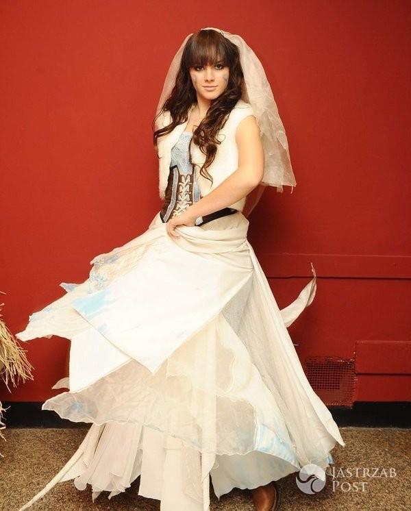 Ewa Farna w sukni ślubnej
