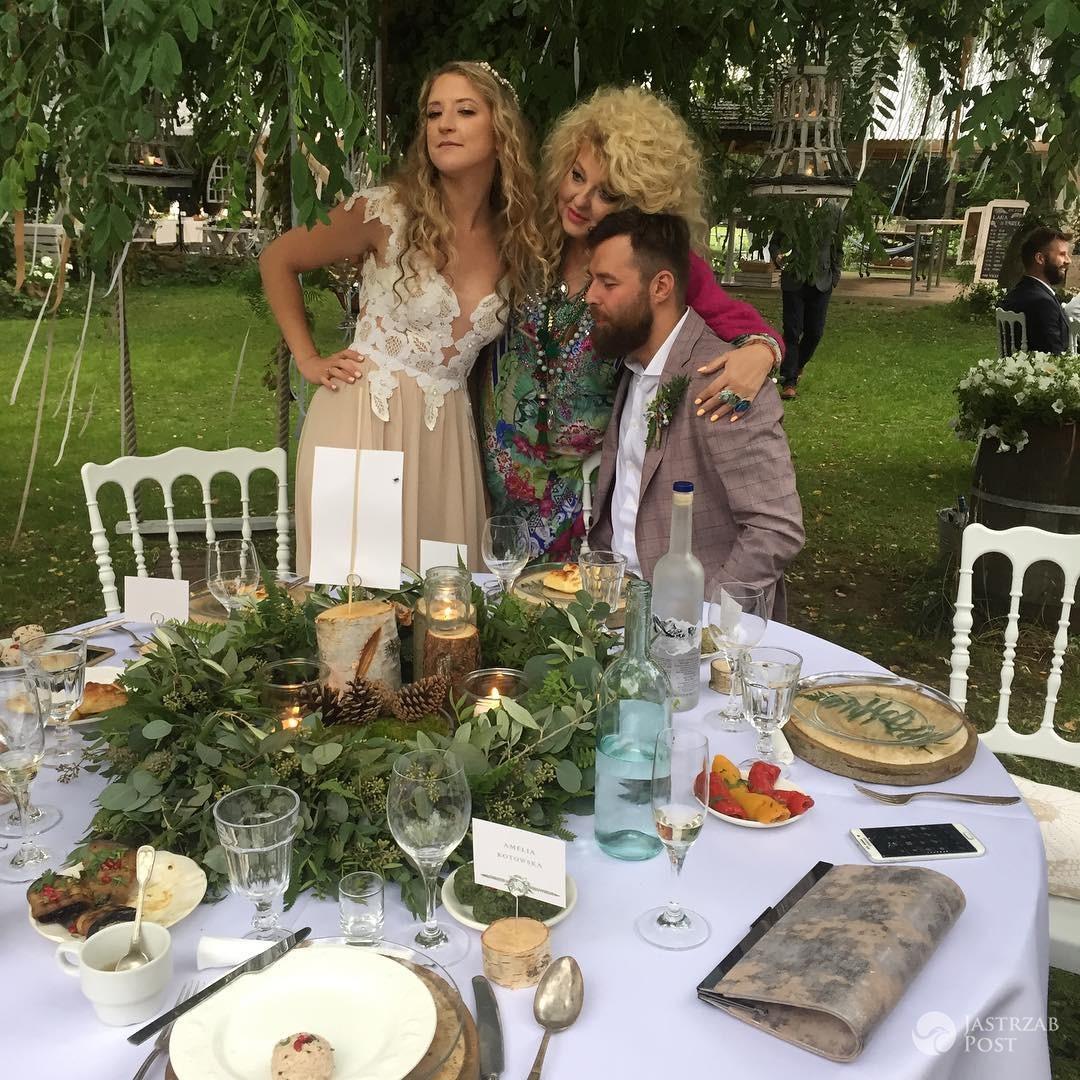 Lara Gessler ślub