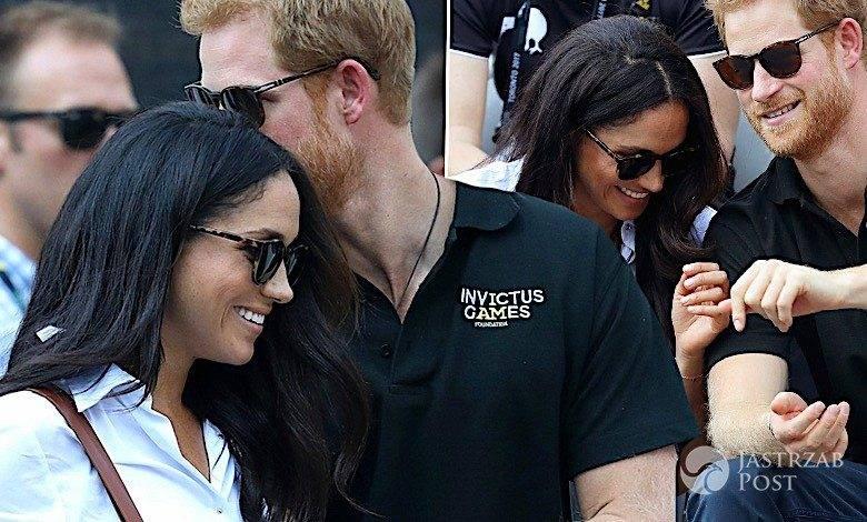 Meghan Markle i książę Harry oficjalnie razem