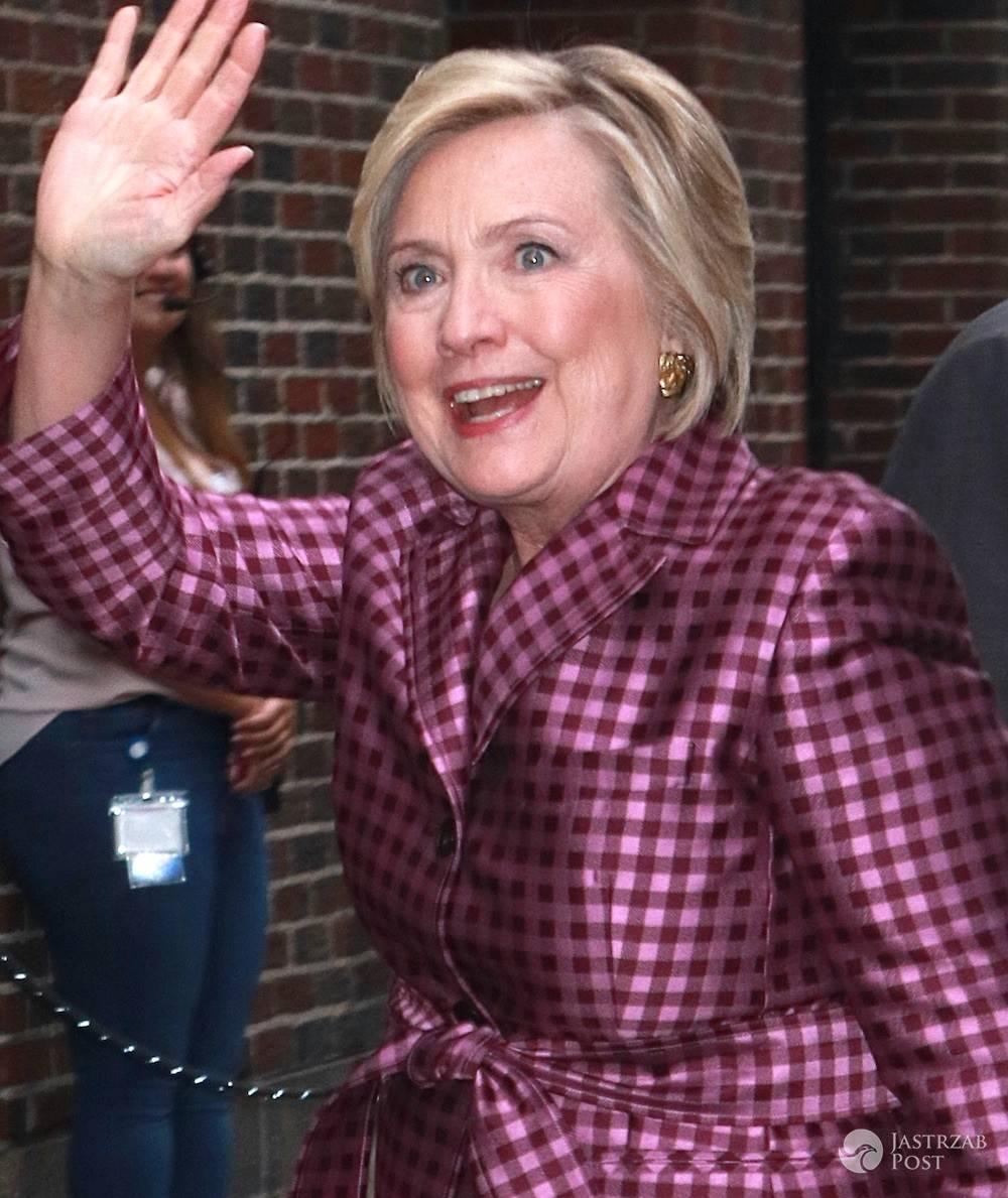 Hillary Clinton zmienia styl