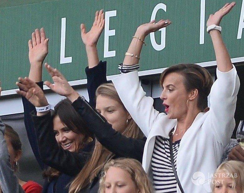 Kinga Rusin, Iga Lis i Kasia Sokołowska na Wielkim Meczu 2017