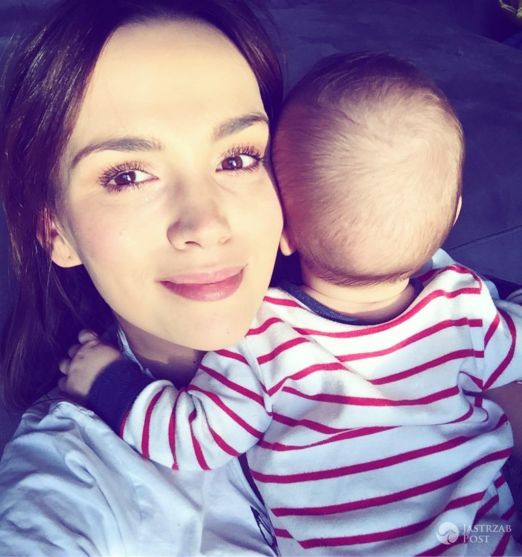 Paulina Krupińska syn