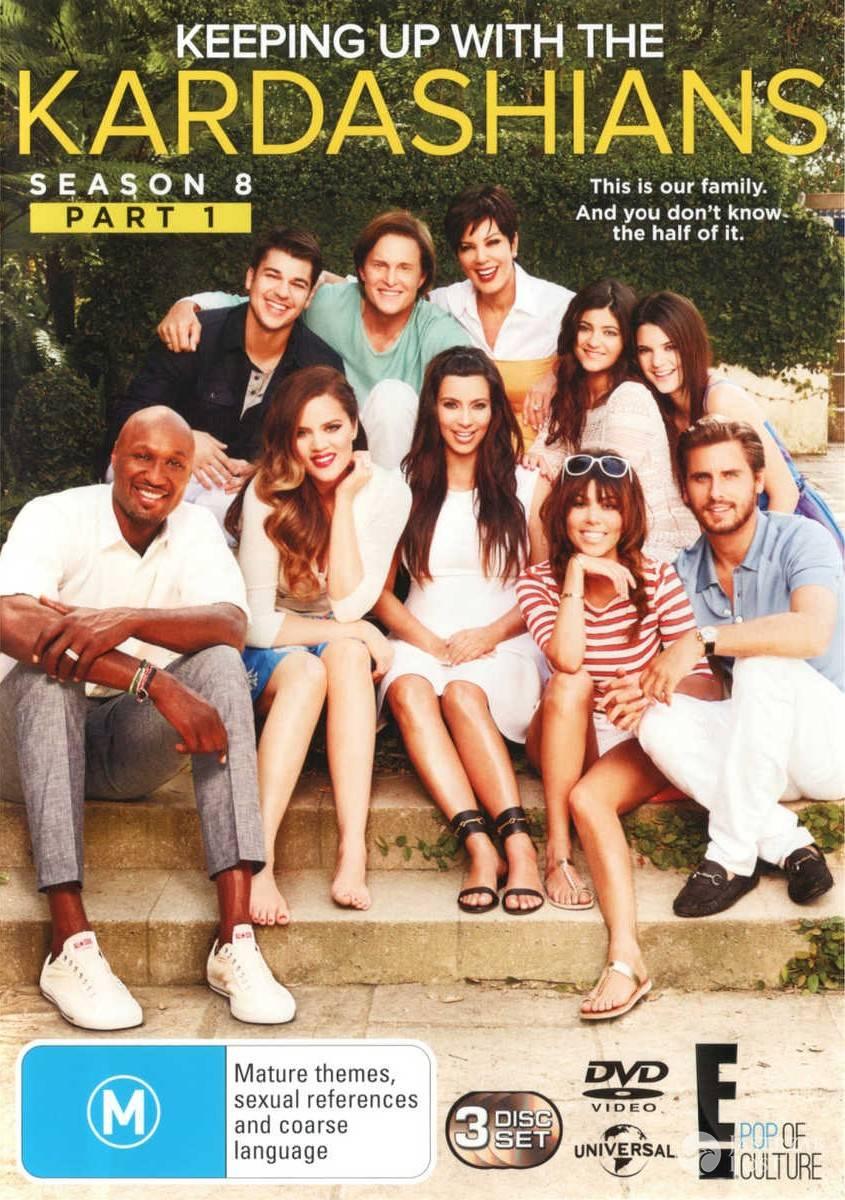 Z kamerą u Kardashianów - sezon 8