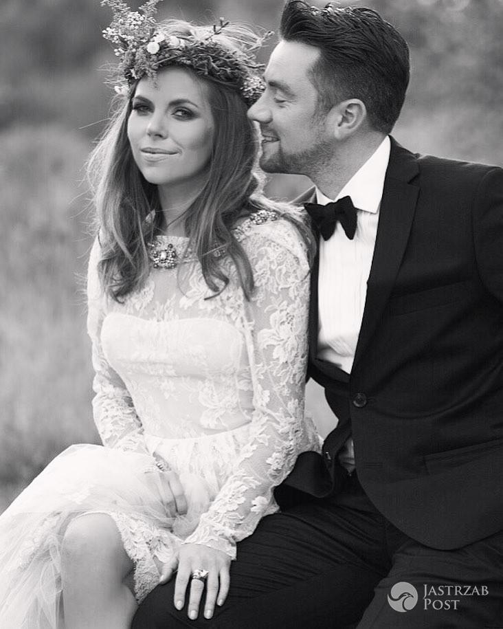 Aleksandra Kwaśniewska świętuje 5 rocznicę ślubu