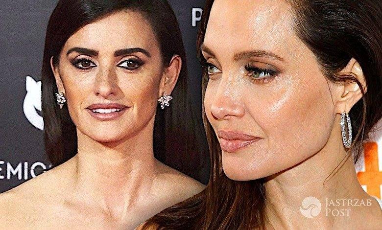 Penelope Cruz i Angelina Jolie nie lubią się