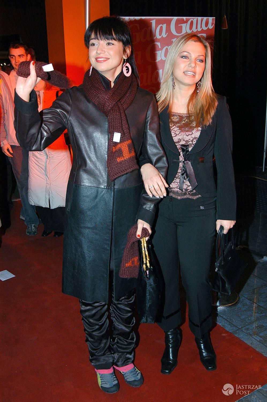 Kasia Bujakiwicz i Anna Przybylska były przyjaciółkami