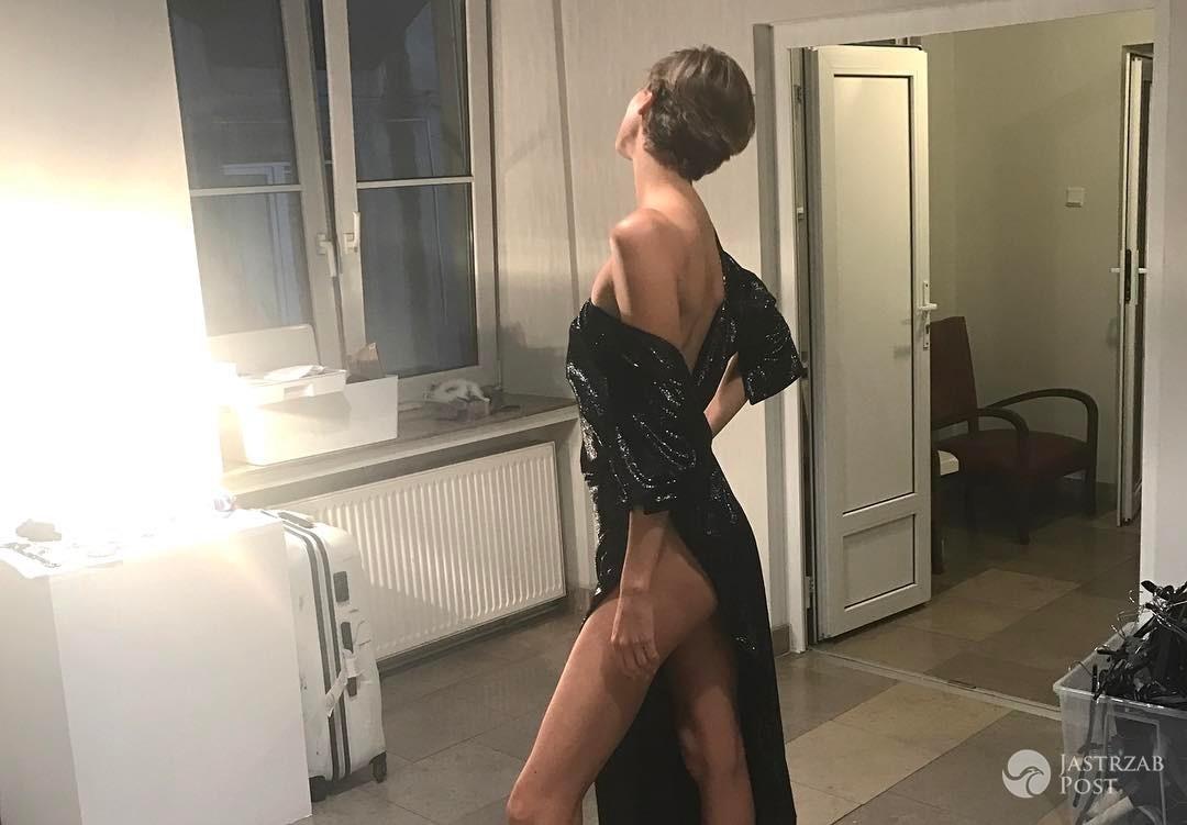 Renata Kaczoruk szykuje się na bal TVN 2017