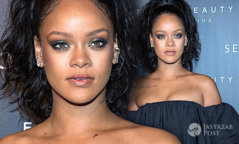 Rihanna przytyła
