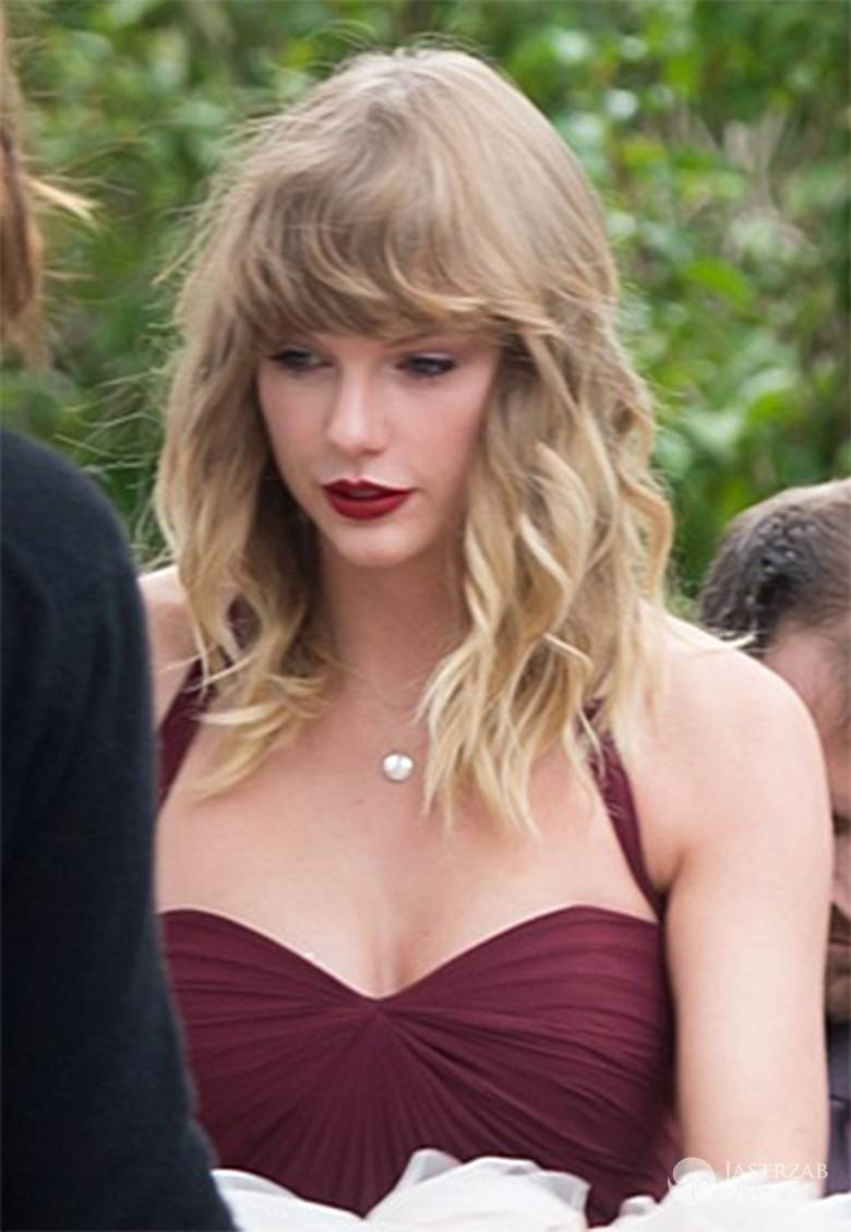 Taylor Swift na ślubie przyjaciółki