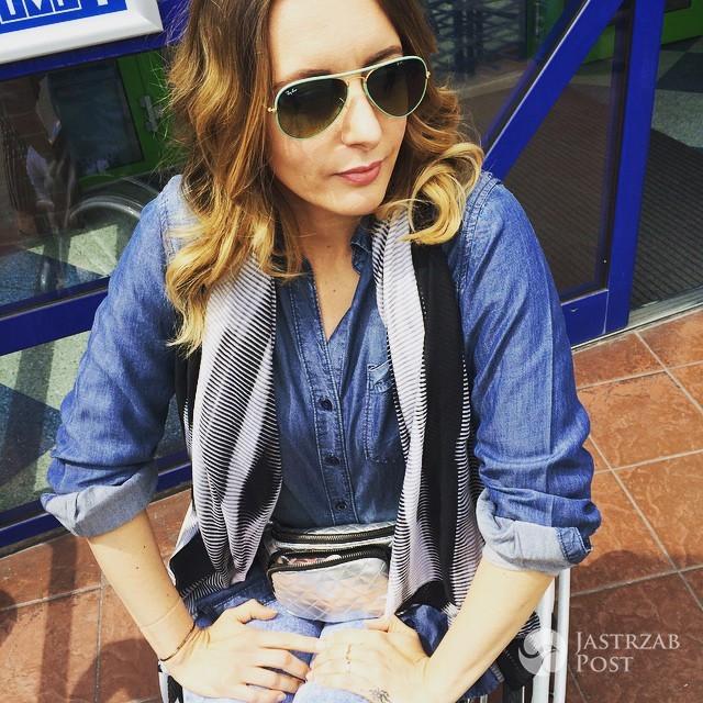 Monika Kuszyńska pierwszy raz o macierzyństwie
