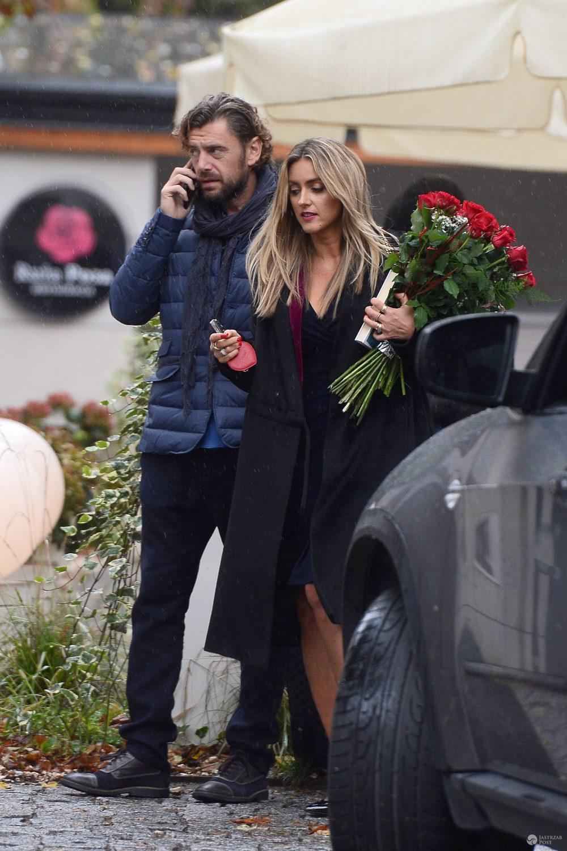 Karolina Szostak i Iwan są parą? Kim jest mężczyzna?