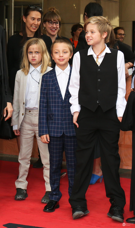 Shiloh Jolie-Pitt ma męskie imię! Córka Angeliny zmienia płeć