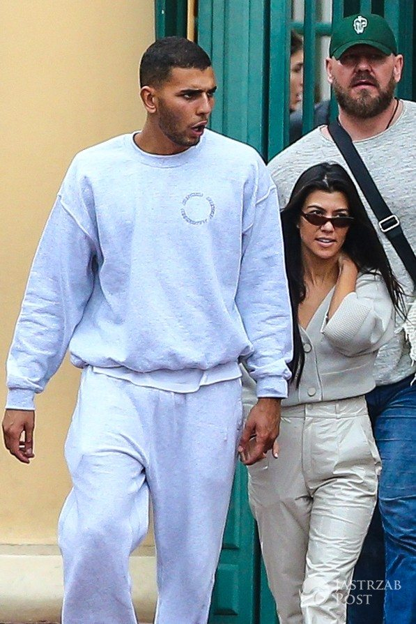 Kourtney Kardashian i Younes Bendjima