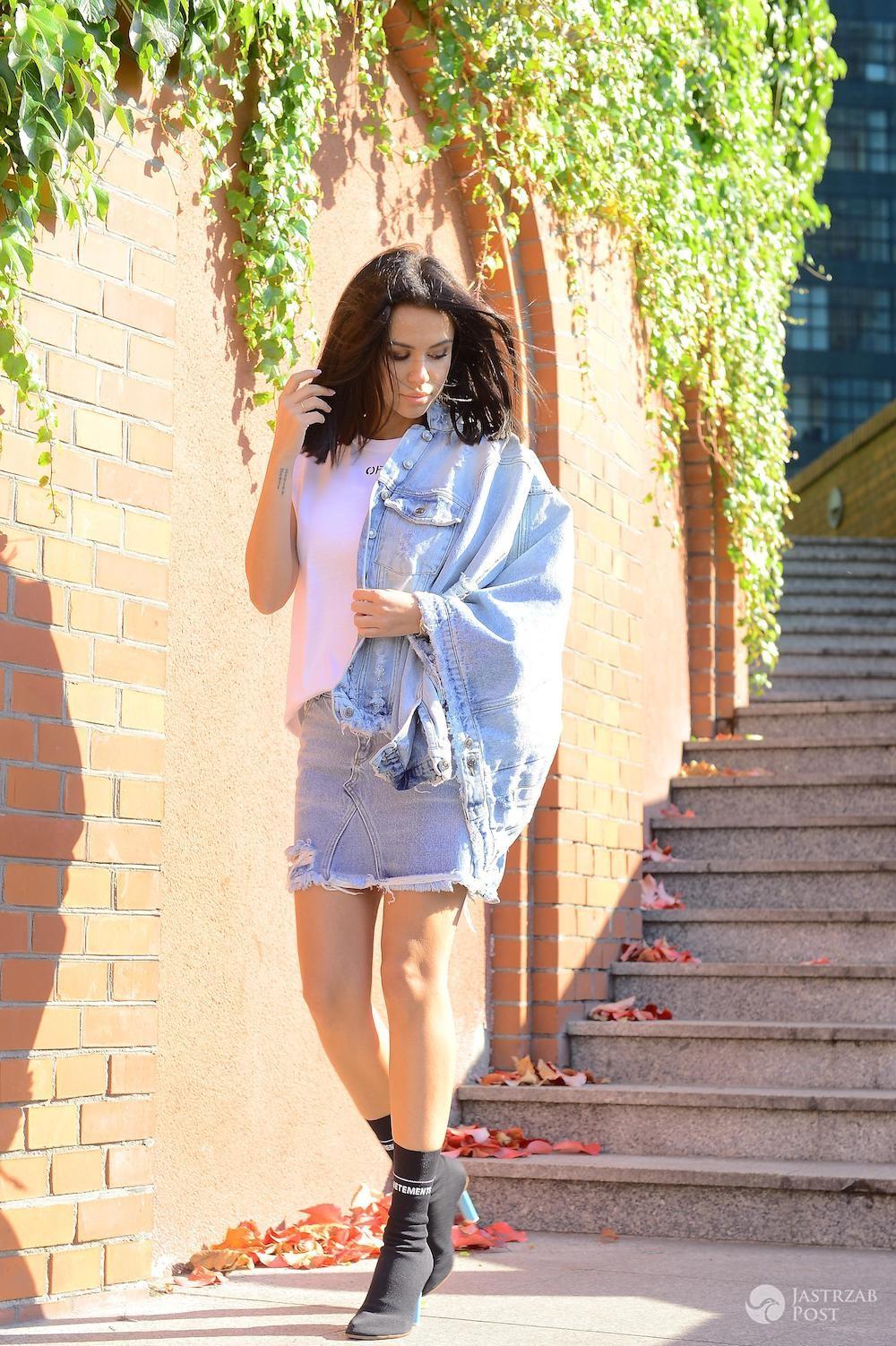 Natalia Siwiec promuje lakiery do paznokci INDIGO