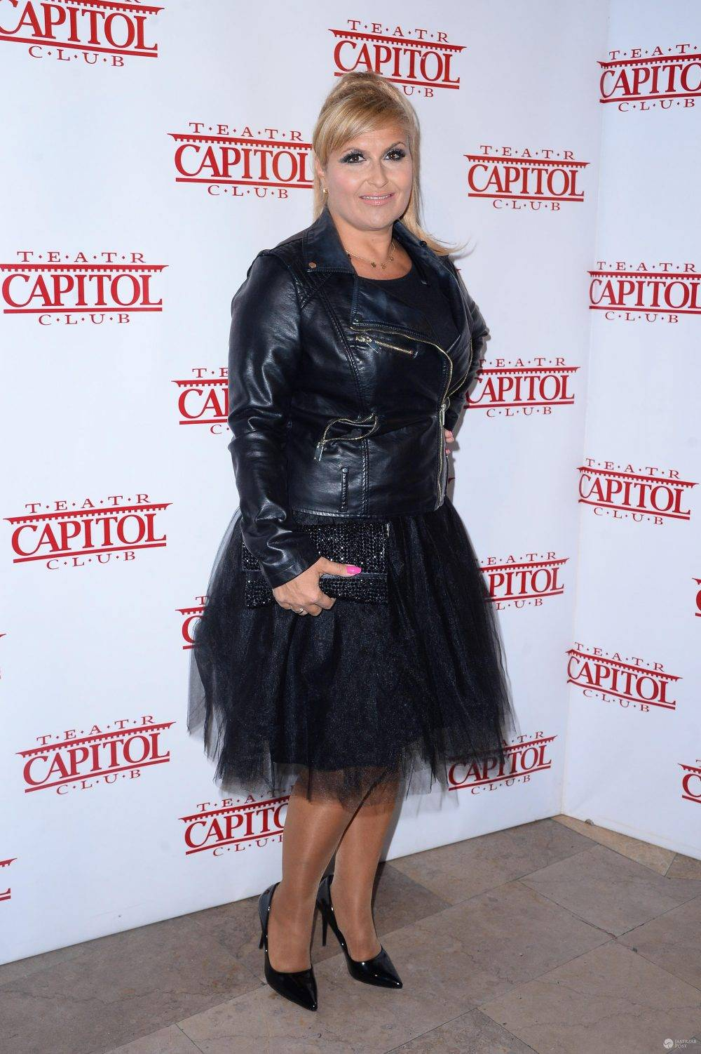 Katarzyna Skrzynecka - Alibi od zaraz, premiera w Teatrze Capitol