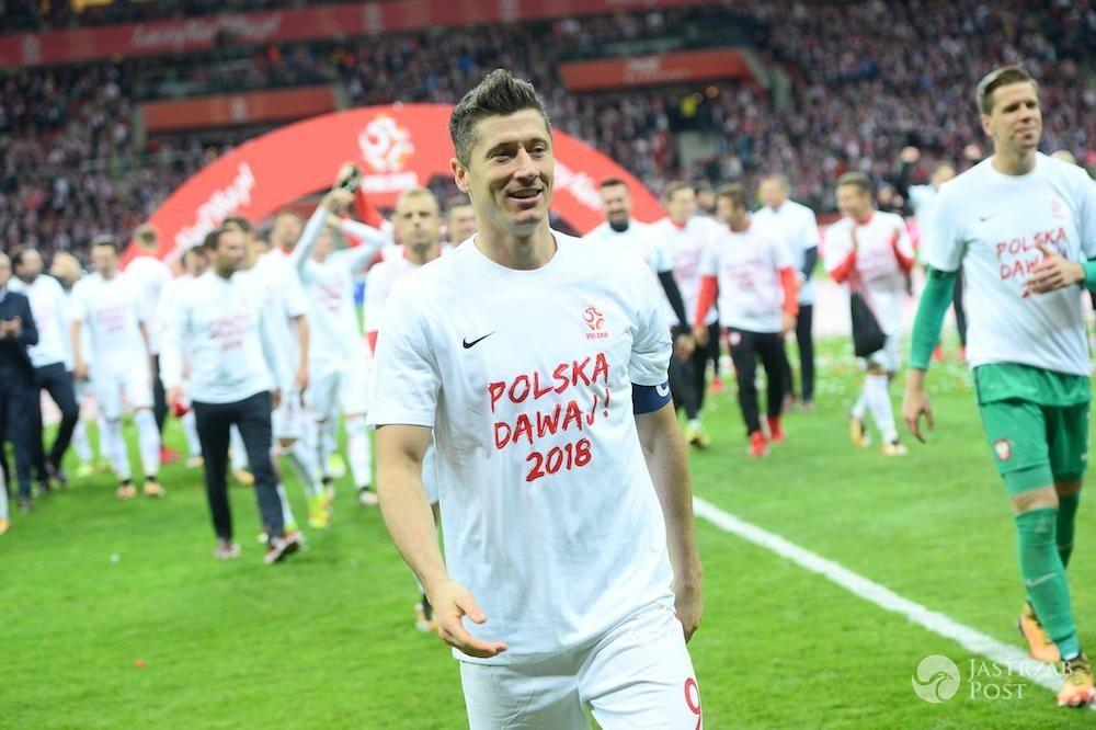 Polska na Mistrzostwach ŚwiPolska na Mistrzostwach Świata w Rosji 2018 - Robert Lewandowskiata w Rosji 2018