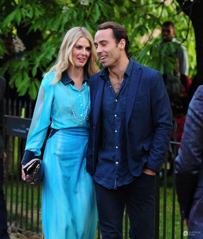 James Middleton i Donna Air już nie są parą