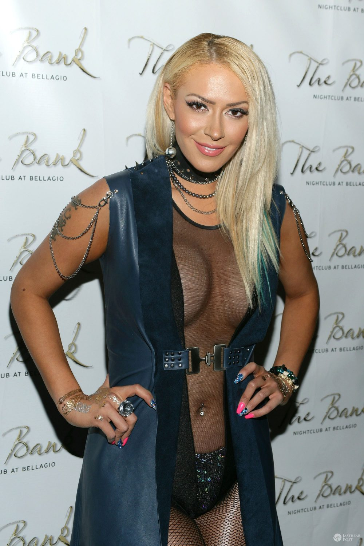 Kaya Jones z The Pussycat Dolls