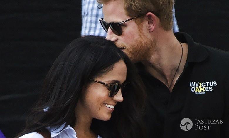 Książę Harry i Meghan Markle wezmą ślub