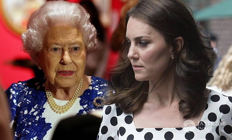 Księżna Kate manicure
