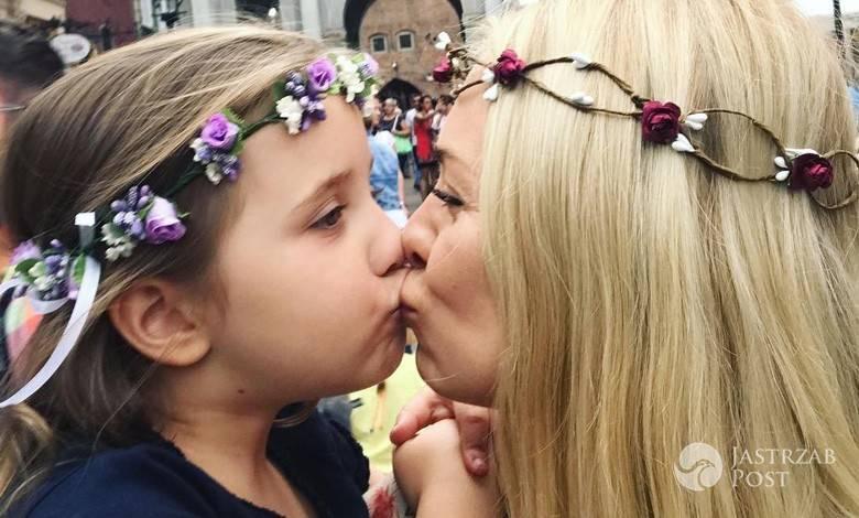 Barbara Kurdej-Szatan przeszła z córką na dietę