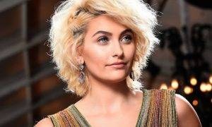 Paris Jackson topless