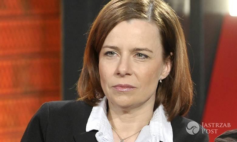 Agata Kulesza jest chora?