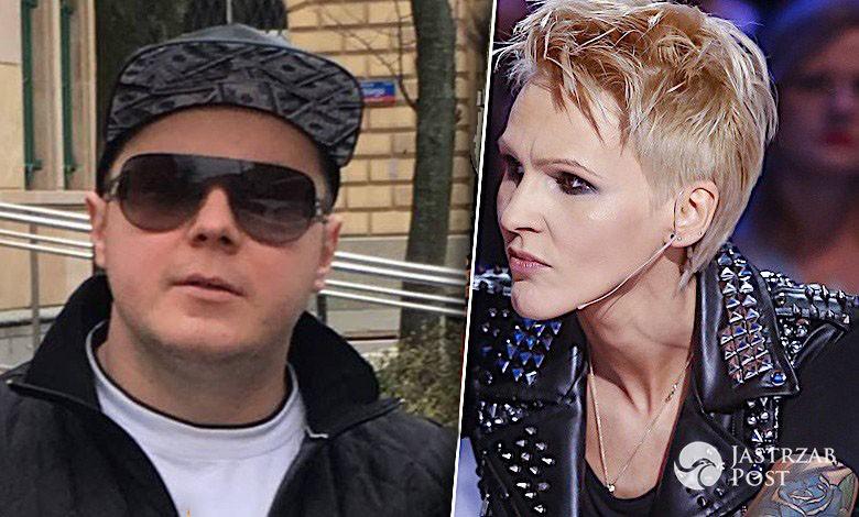 Agnieszka Chylińska obrażona na Donatana