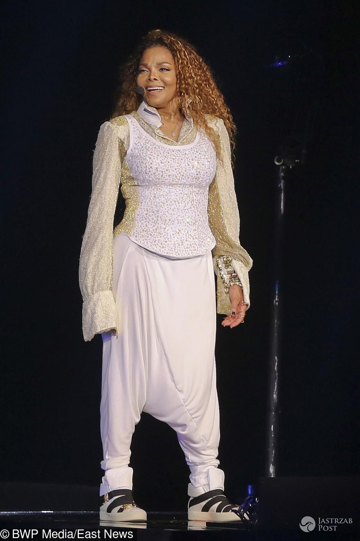 Janet Jackson przed metamorfozą