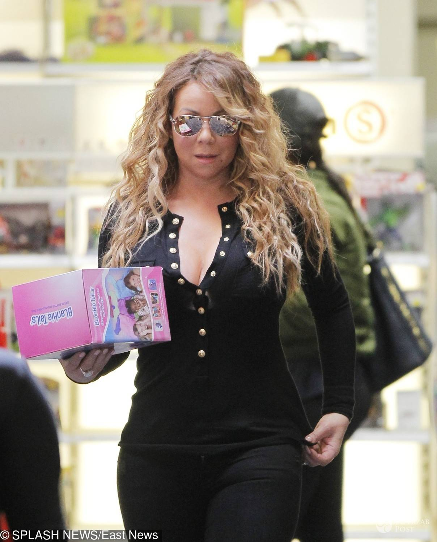 Mariah Carey okradziona