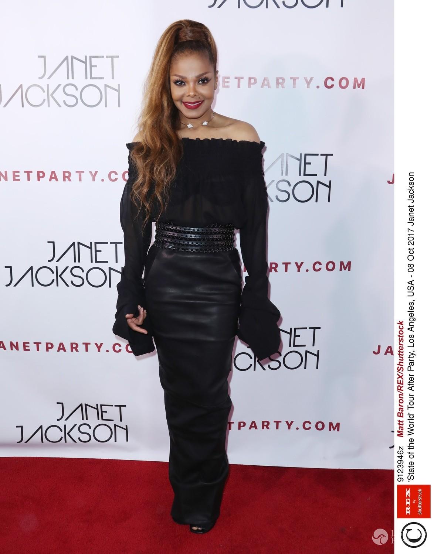 Janet Jackson schudła 30 kilo