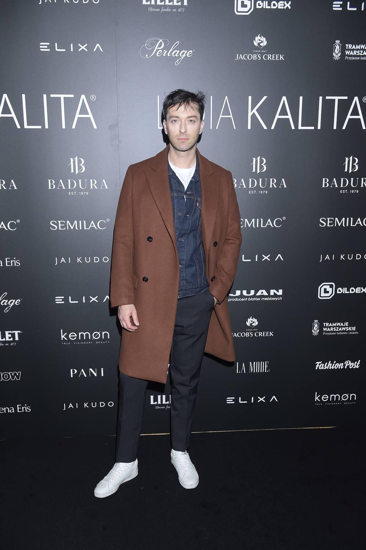 Filip Bobek - pokaz Lidii Kality 2017