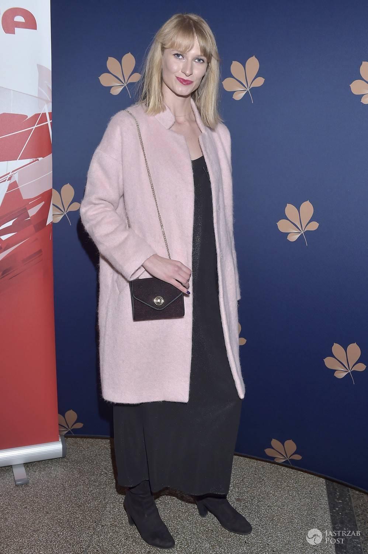 Anna Piszczałka - premiera filmu Yves Saint Laurent i jego szkice