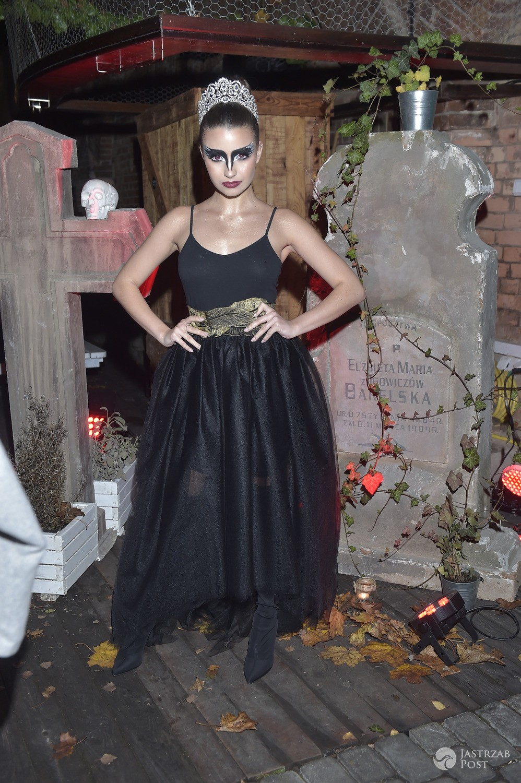 Julia Wieniawa - Halloweenowa impreza z gwiazdami