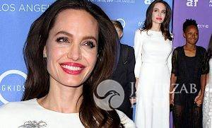 Angelina Jolie z dziećmi. Premiera Breadwinner w Hollywood