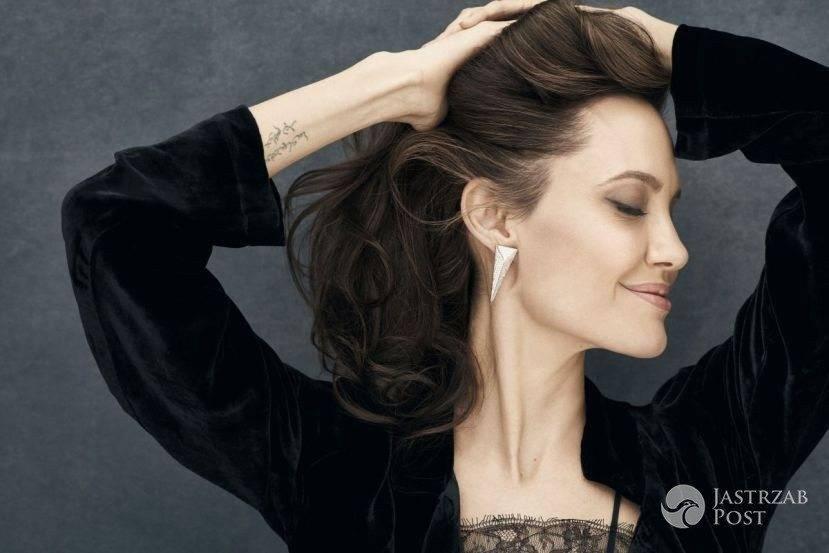 Angelina Jolie w sesji dla People