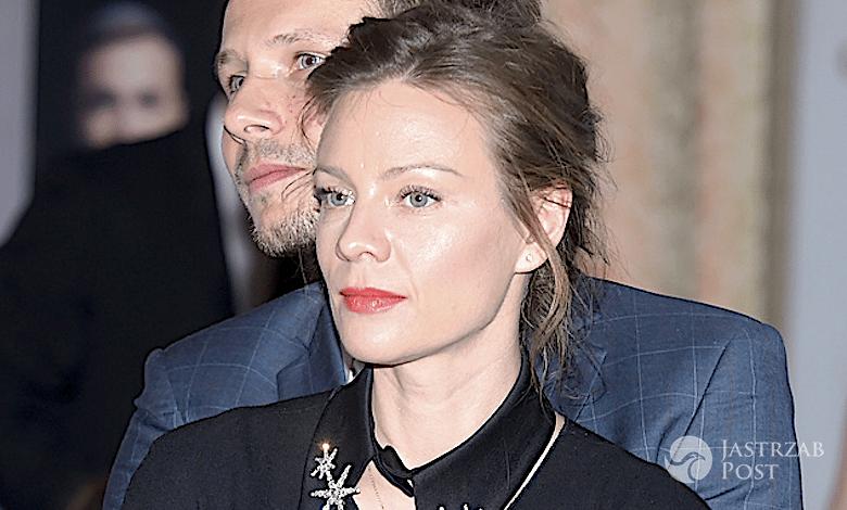 Magdalena Boczarska i Mateusz Banasiuk dziecko