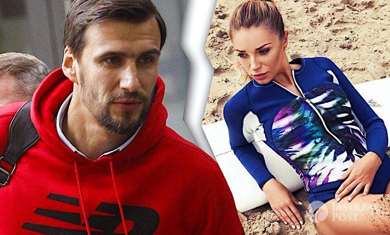 Martyna Gliwińska i Jarosław Bieniuk rozstali się