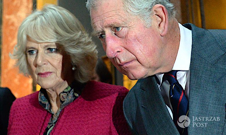 Książę Karol i księżna Camilla Parker-Bowles