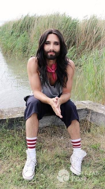 Conchita Wurst zmieniła wizerunek