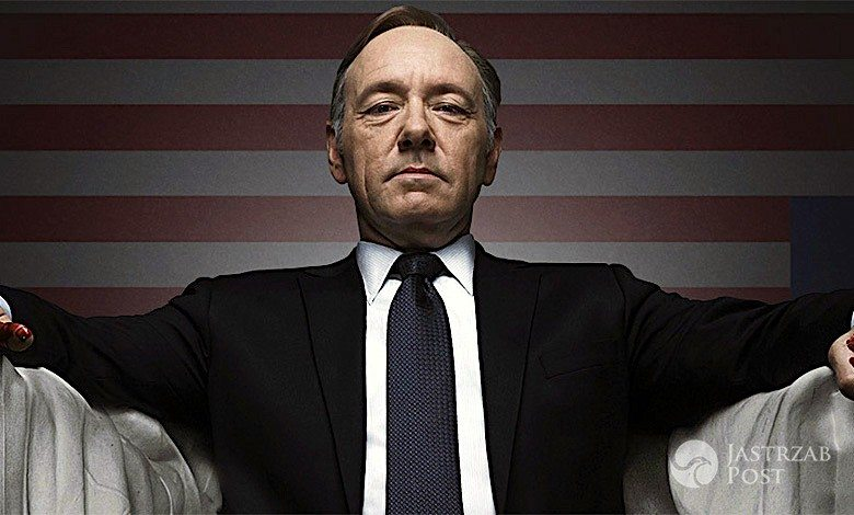House of Cards znika z Netflixa, Kevin Spacey