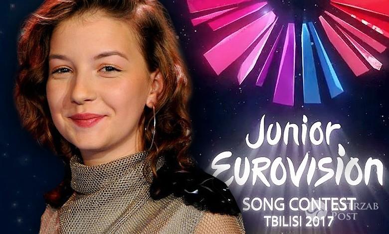 Alicja Rega Eurowizja Junior 2017 Polska