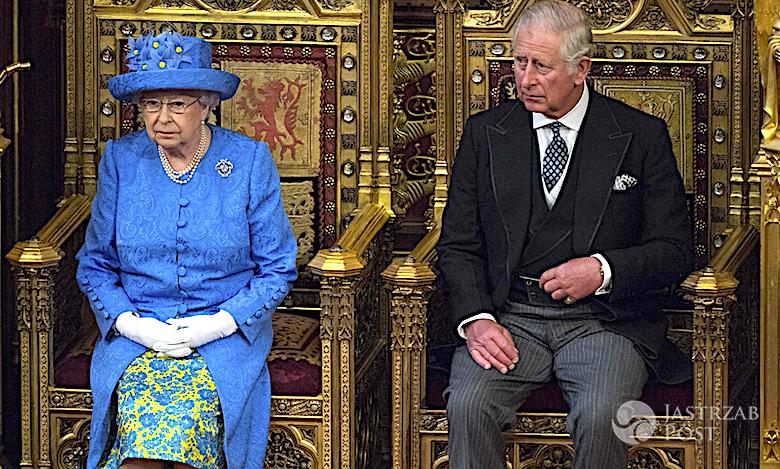 Książę Karol i Królowa Elżbieta II