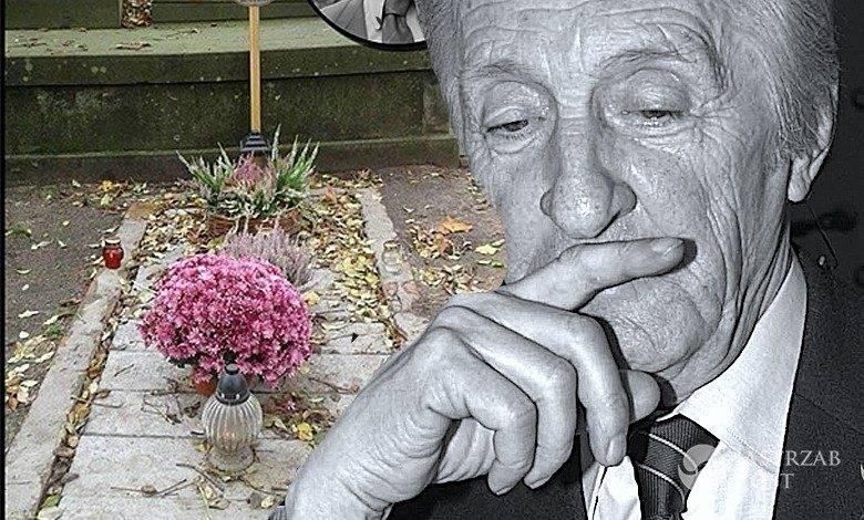 Zdewastowany grób Andrzeja Kopiczyńskiego wygląda lepiej