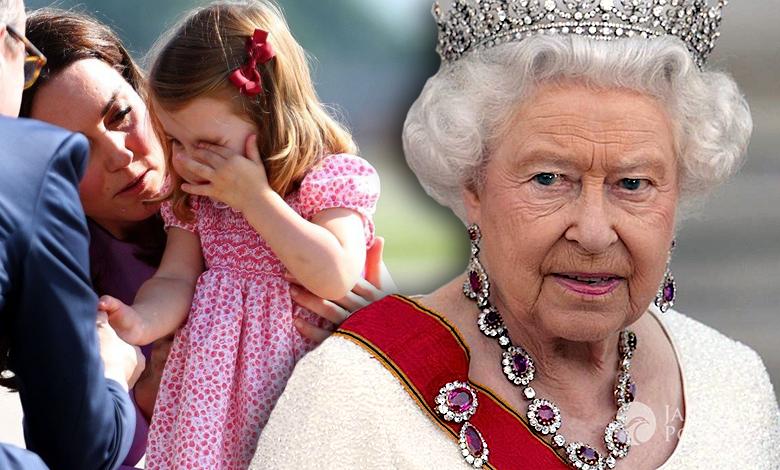 Księżniczka Charlotte nie przekaże dzieciom tytułu