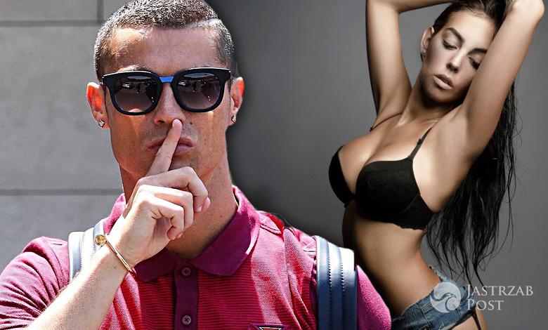 Cristiano Ronaldo zdradził Georginę Rodriguez?